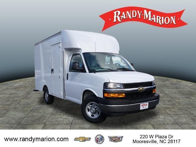 2020 Chevrolet Express 3500 4x2, Supreme Spartan Cargo Cutaway Van #TR81672 - photo 1