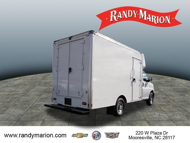 2020 Chevrolet Express 3500 4x2, Supreme Spartan Cargo Cutaway Van #TR81672 - photo 2