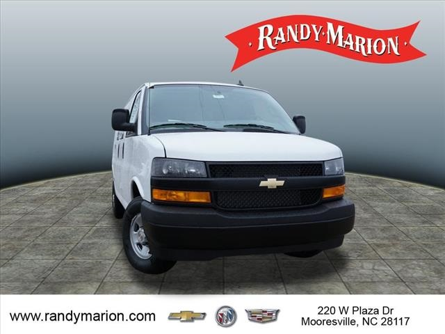 2020 Chevrolet Express 2500 4x2, Sortimo Upfitted Cargo Van #TR81695 - photo 3