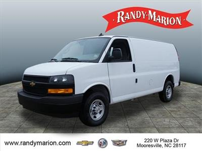 2020 Chevrolet Express 2500 4x2, Sortimo Upfitted Cargo Van #TR81695 - photo 4