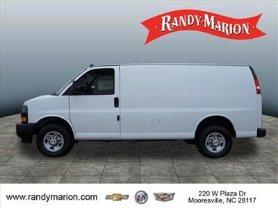 2020 Chevrolet Express 2500 4x2, Sortimo Upfitted Cargo Van #TR81695 - photo 5