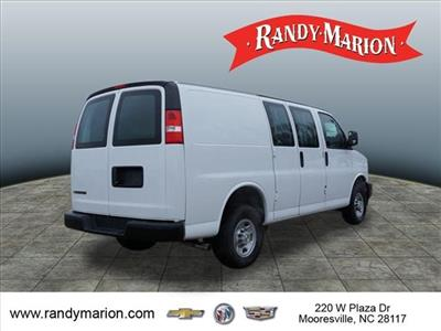 2020 Chevrolet Express 2500 4x2, Sortimo Upfitted Cargo Van #TR81695 - photo 8