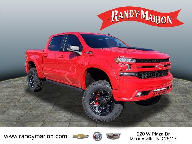 2021 Chevrolet Silverado 1500 Crew Cab 4x4, Pickup #TR81841 - photo 1