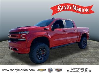 2021 Chevrolet Silverado 1500 Crew Cab 4x4, Pickup #TR81841 - photo 4