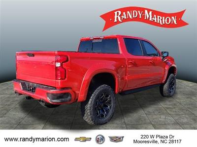 2021 Chevrolet Silverado 1500 Crew Cab 4x4, Pickup #TR81841 - photo 2