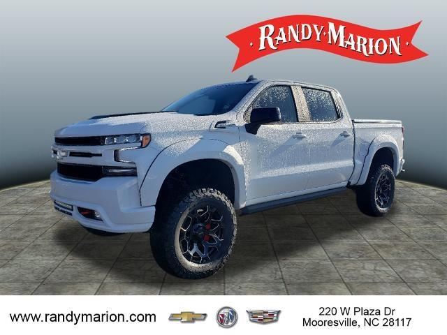 2021 Chevrolet Silverado 1500 Crew Cab 4x4, Tuscany Badlander Pickup #TR81953 - photo 3