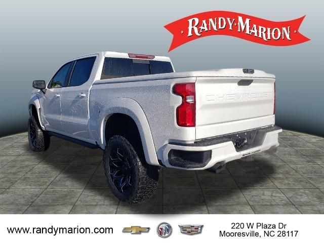 2021 Chevrolet Silverado 1500 Crew Cab 4x4, Tuscany Badlander Pickup #TR81953 - photo 5