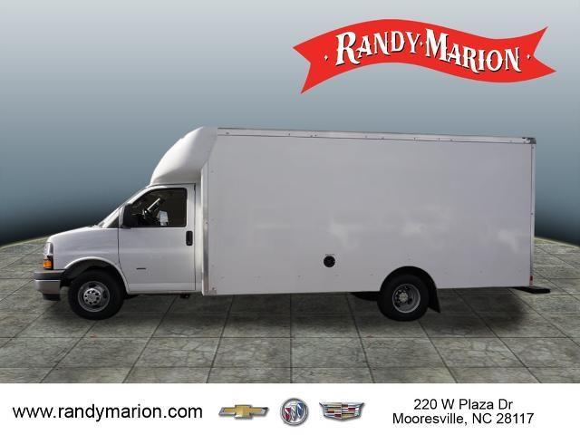 2020 Chevrolet Express 3500 DRW 4x2, Supreme Spartan Cargo Cutaway Van #TR81962 - photo 5