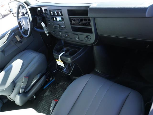 2021 Chevrolet Express 2500 4x2, Knapheide Upfitted Cargo Van #TR82086 - photo 16