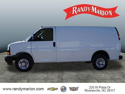 2021 Chevrolet Express 2500 4x2, Knapheide Upfitted Cargo Van #TR82086 - photo 5