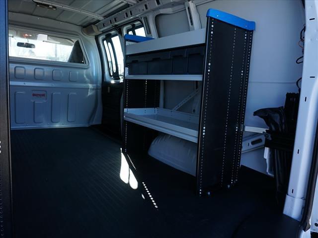 2021 Chevrolet Express 2500 4x2, Knapheide Upfitted Cargo Van #TR82094 - photo 2