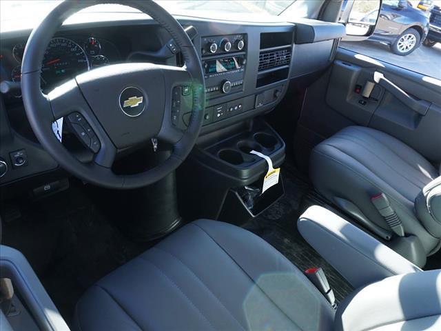 2021 Chevrolet Express 2500 4x2, Knapheide Upfitted Cargo Van #TR82094 - photo 15