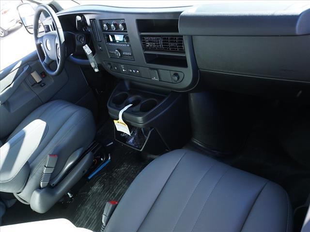2021 Chevrolet Express 2500 4x2, Knapheide Upfitted Cargo Van #TR82094 - photo 16