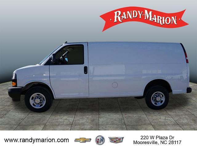2021 Chevrolet Express 2500 4x2, Knapheide Upfitted Cargo Van #TR82094 - photo 5