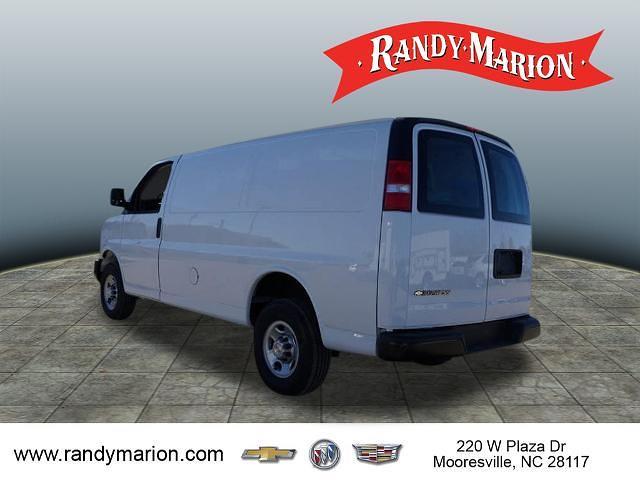 2021 Chevrolet Express 2500 4x2, Knapheide Upfitted Cargo Van #TR82094 - photo 6