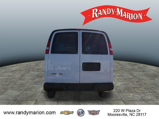 2021 Chevrolet Express 2500 4x2, Knapheide Upfitted Cargo Van #TR82094 - photo 7