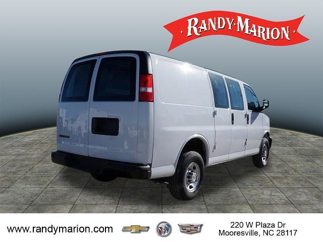 2021 Chevrolet Express 2500 4x2, Knapheide Upfitted Cargo Van #TR82094 - photo 8