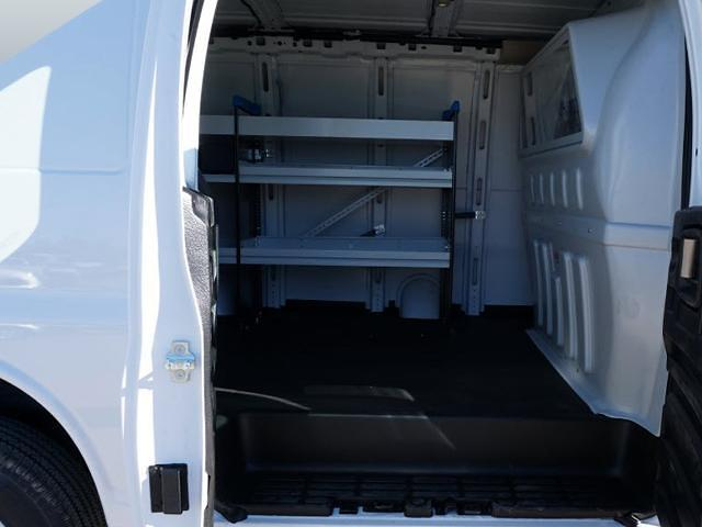 2021 Chevrolet Express 2500 4x2, Knapheide Upfitted Cargo Van #TR82094 - photo 10