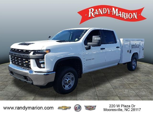 2020 Chevrolet Silverado 2500 Crew Cab 4x2, Reading SL Service Body #TR82101 - photo 4