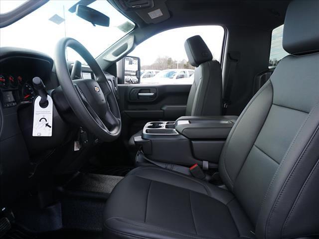 2021 Chevrolet Silverado 2500 Regular Cab 4x4, Warner Select Pro Service Body #TR82103 - photo 14