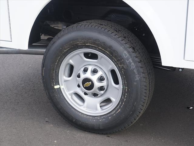 2021 Chevrolet Silverado 2500 Regular Cab 4x4, Warner Select Pro Service Body #TR82103 - photo 9