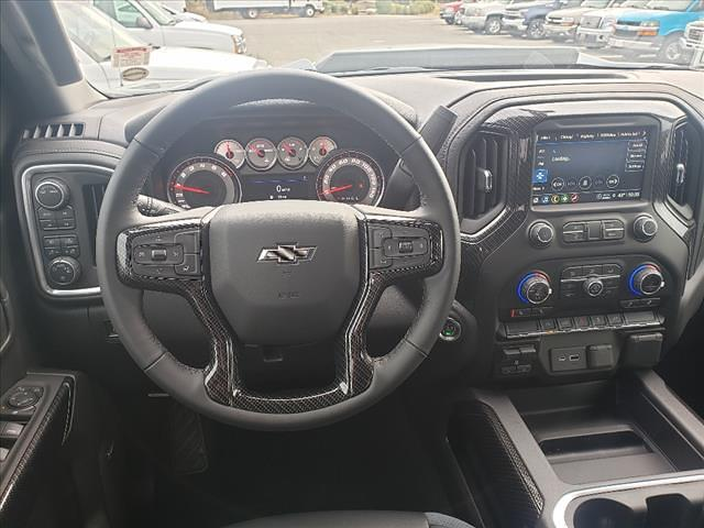 2021 Chevrolet Silverado 1500 Crew Cab 4x4, Tuscany Black Ops Pickup #TR82143 - photo 13