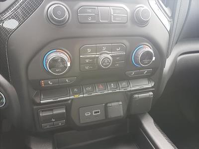 2021 Chevrolet Silverado 1500 Crew Cab 4x4, Tuscany Black Ops Pickup #TR82143 - photo 22