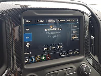 2021 Chevrolet Silverado 1500 Crew Cab 4x4, Tuscany Black Ops Pickup #TR82143 - photo 23