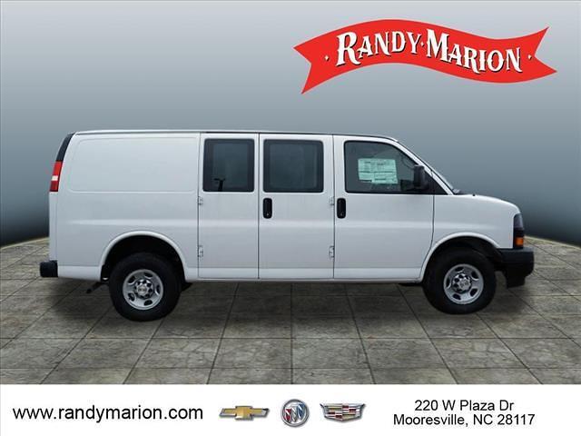 2020 Chevrolet Express 2500 4x2, Adrian Steel Upfitted Cargo Van #TR82168 - photo 9