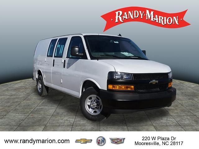 2021 Chevrolet Express 2500 4x2, Knapheide Upfitted Cargo Van #TR82175 - photo 1