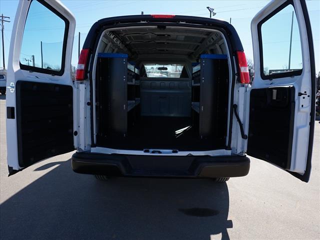 2021 Chevrolet Express 2500 4x2, Knapheide Upfitted Cargo Van #TR82175 - photo 12