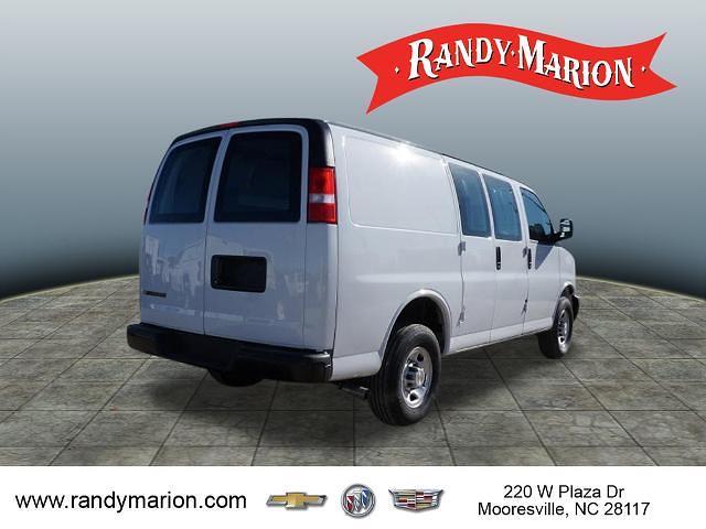 2021 Chevrolet Express 2500 4x2, Knapheide Upfitted Cargo Van #TR82175 - photo 8