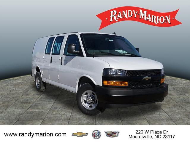 2021 Chevrolet Express 2500 4x2, Knapheide Upfitted Cargo Van #TR82176 - photo 1