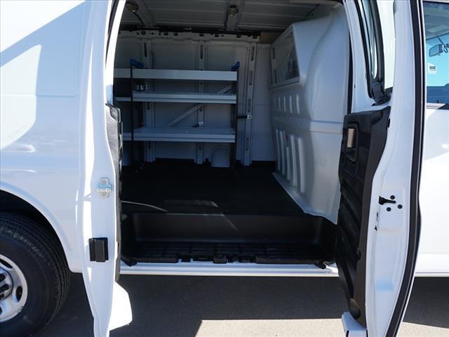 2021 Chevrolet Express 2500 4x2, Knapheide Upfitted Cargo Van #TR82176 - photo 10
