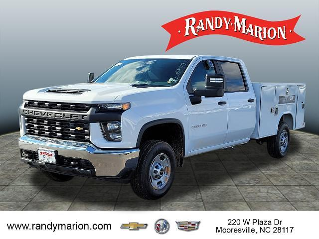 2020 Chevrolet Silverado 2500 Crew Cab 4x2, Reading SL Service Body #TR82235 - photo 4