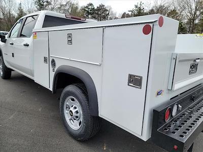 2021 Chevrolet Silverado 2500 Crew Cab 4x2, Monroe MSS II Service Body #TR82279 - photo 11