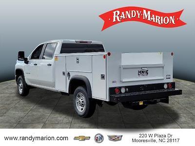 2021 Chevrolet Silverado 2500 Crew Cab 4x2, Monroe MSS II Service Body #TR82281 - photo 6