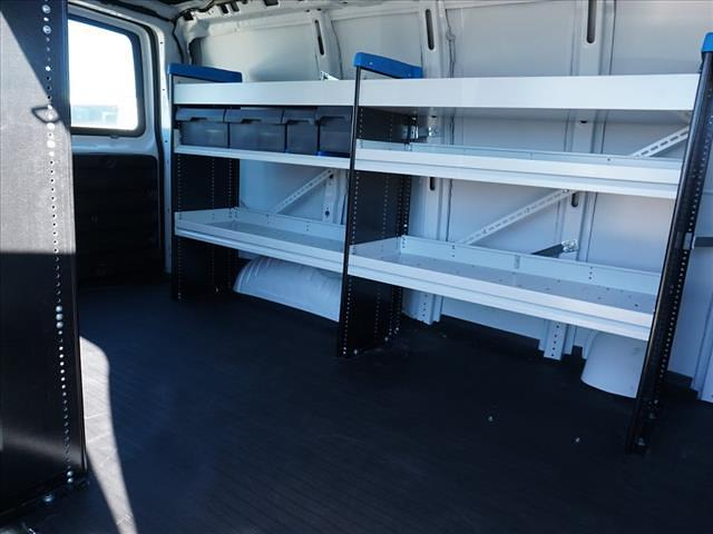 2021 Chevrolet Express 2500 4x2, Knapheide Upfitted Cargo Van #TR82370 - photo 11