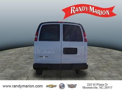 2021 Chevrolet Express 2500 4x2, Knapheide Upfitted Cargo Van #TR82370 - photo 7