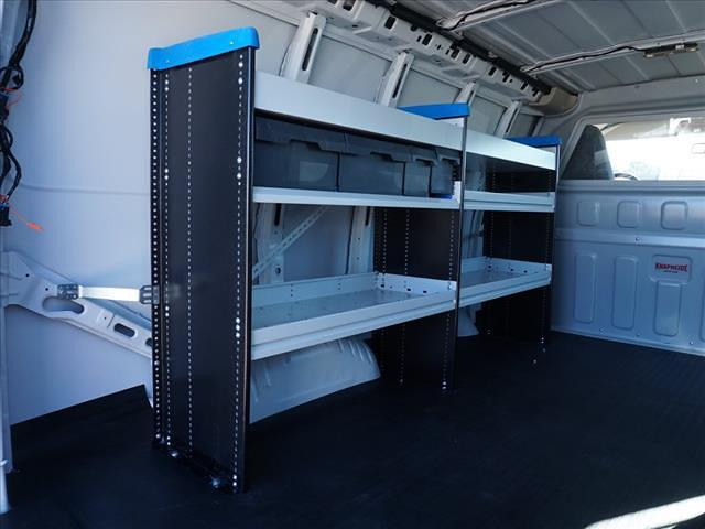 2021 Chevrolet Express 2500 4x2, Knapheide Upfitted Cargo Van #TR82371 - photo 2