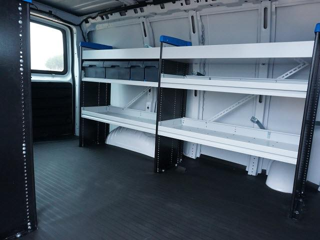2021 Chevrolet Express 2500 4x2, Knapheide KVE Upfitted Cargo Van #TR82480 - photo 12