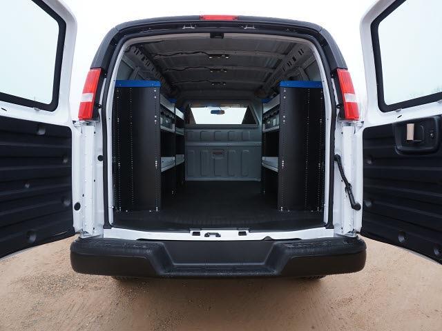 2021 Chevrolet Express 2500 4x2, Knapheide KVE Upfitted Cargo Van #TR82480 - photo 2
