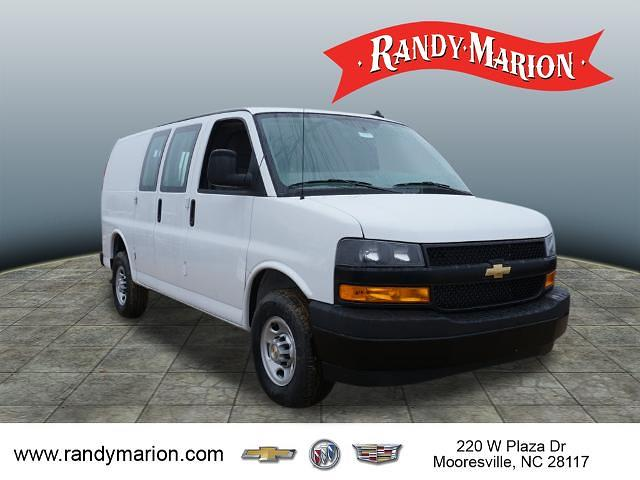 2021 Chevrolet Express 2500 4x2, Knapheide KVE Upfitted Cargo Van #TR82483 - photo 1