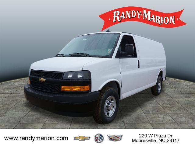2021 Chevrolet Express 2500 4x2, Knapheide KVE Upfitted Cargo Van #TR82483 - photo 4