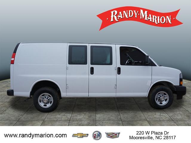2021 Chevrolet Express 2500 4x2, Knapheide KVE Upfitted Cargo Van #TR82483 - photo 9