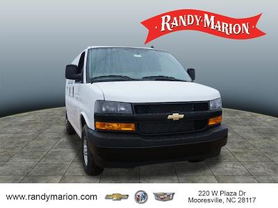 2021 Chevrolet Express 2500 4x2, Knapheide KVE Upfitted Cargo Van #TR82483 - photo 3