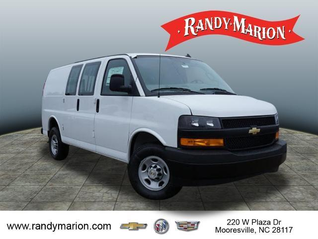2020 Chevrolet Express 2500 4x2, Sortimo Upfitted Cargo Van #TR82868 - photo 1