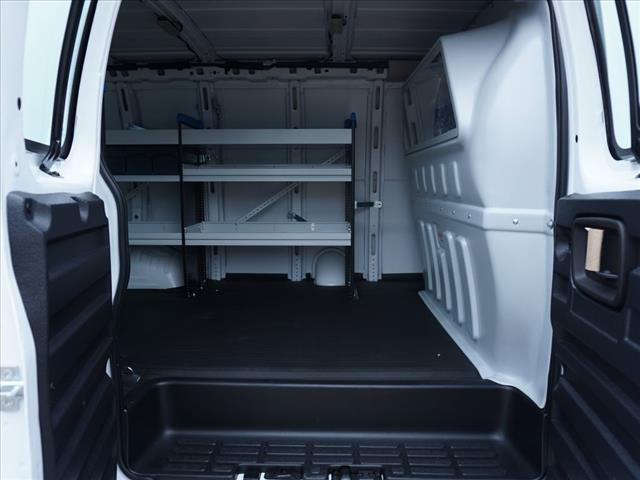 2020 Chevrolet Express 2500 4x2, Sortimo Upfitted Cargo Van #TR82868 - photo 17