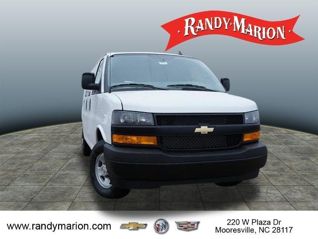 2020 Chevrolet Express 2500 4x2, Sortimo Upfitted Cargo Van #TR82868 - photo 3
