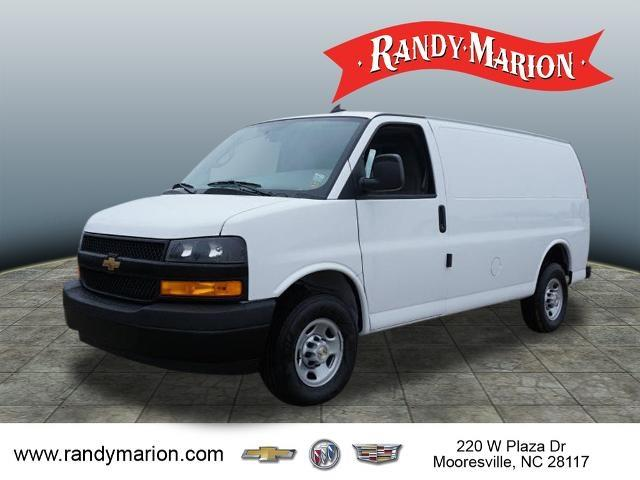 2020 Chevrolet Express 2500 4x2, Sortimo Upfitted Cargo Van #TR82868 - photo 4
